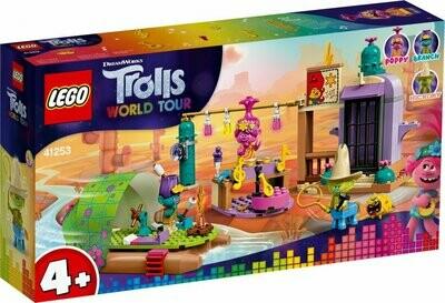 LEGO Trolls 41253 Üksildaste eluasemete parveseiklus