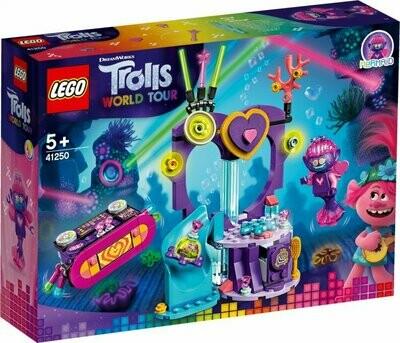 LEGO Trolls 41250 Techno Music Dance Party