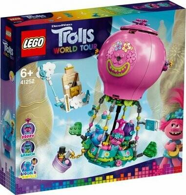 LEGO Trolls 41252 Poppy's Air Balloon Adventure