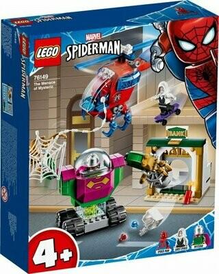 LEGO Super Heroes 76149  Mystery threat