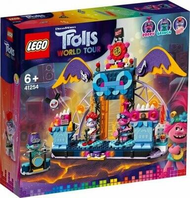 LEGO Trolls 41254 Concert in the volcano