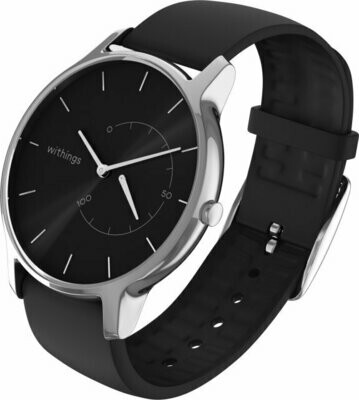 Withings Move Timeless Chic nutikell, must, 550062