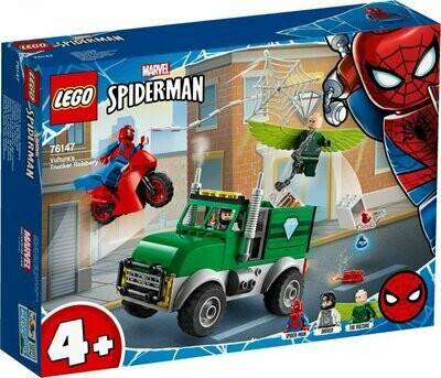 LEGO Super Heroes 76147 Vulture's Trucker Robbery