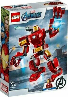 LEGO Super Heroes 76140 - Iron man Mech