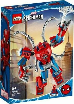 LEGO Super Heroes 76146 - Spider-Man Mech