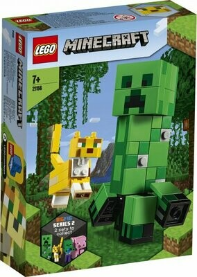 LEGO Minecraft 21156 -BigFig Creeper and Ocelot