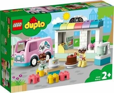 LEGO DUPLO Town 10928 Town Bakery