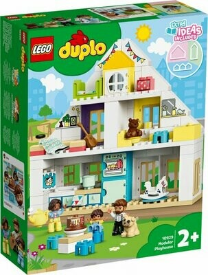 LEGO DUPLO Town 10929 Modular Playhouse