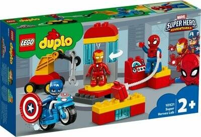 LEGO DUPLO Super Heroes 10921 Super Heroes Lab