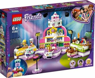 LEGO Friends 41393 - Baking Competition