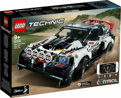 LEGO Technic 42109 - App Controlled Top Gear Rally Car