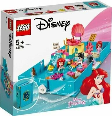 LEGO Disney Princess 43176 - Ariel's Storybook Adventures