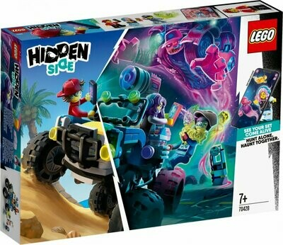 LEGO Hidden Side 70428 - Jack's Beach Buggy