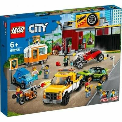 LEGO City Turbo Wheels 60258 - Tuning Workshop