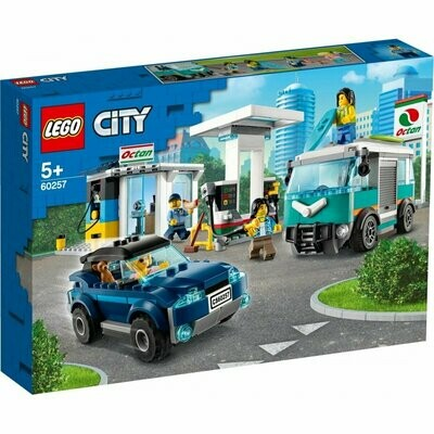 LEGO City Turbo Wheels 60257 - Gas Station
