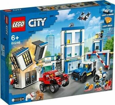 LEGO City Police 60246 - Police Station