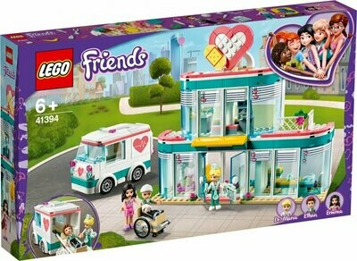 LEGO Friends 41394 - Heartlake City Hospital