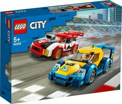 LEGO City Turbo Wheels 60256 - Racing Cars