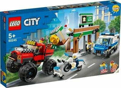 LEGO City Police 60245 Monster Truck Heist