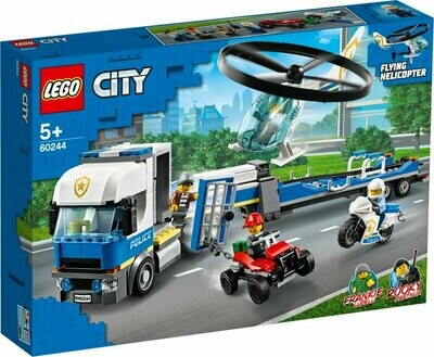 LEGO City Police 60244 Helicopter Transport