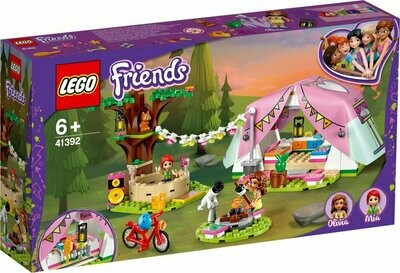 LEGO Friends 41392 - Nature Glamping