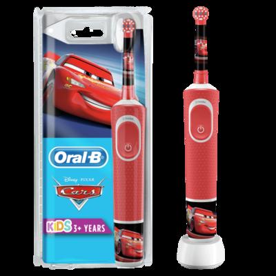Braun D100.413.2K Cars el.hambahari lastele taimeriga