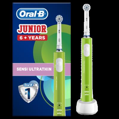 Braun D16.513.1 Junior PRO SENSI UltraThin el.hambahari 3D