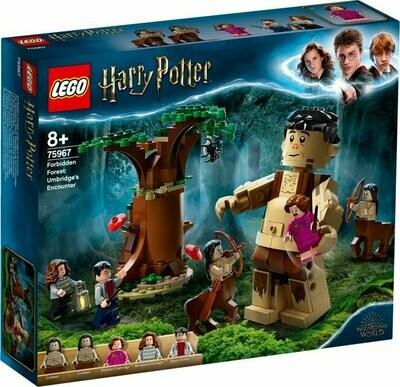 LEGO Harry Potter 75967 - Forbidden Forest: Umbridge's Encounter