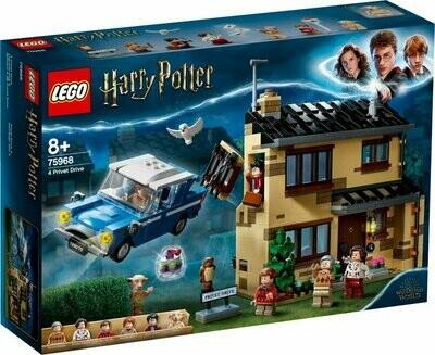 LEGO Harry Potter 75968 - 4 Privet Drive