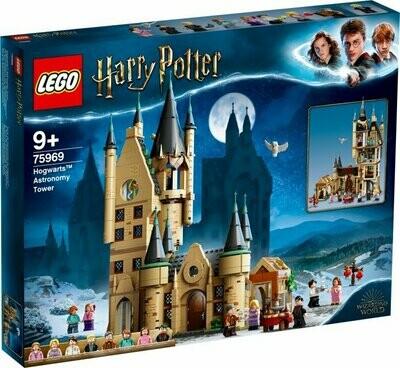 LEGO Harry Potter 75969 - Hogwarts™ Astronomy Tower