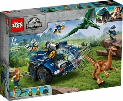 LEGO Jurassic World 75940 - Gallimimus and Pteranodon Dinosaur Breakout