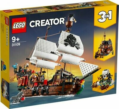LEGO Creator 31109 - Pirate Ship