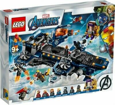 LEGO Super Heroes 76153 - Avengers Helicarrier