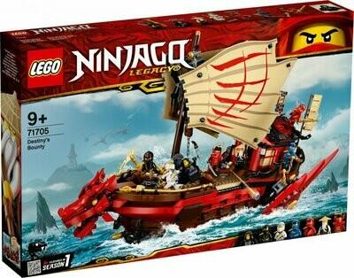 LEGO Ninjago 71705 - Destiny's Bounty