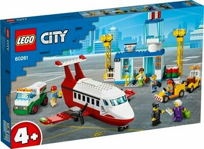 LEGO City 60261 City Central Airport