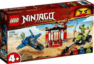 LEGO Ninjago 71703 - Storm Fighter Battle