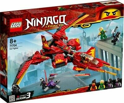 LEGO Ninjago 71704 - Kai Fighter