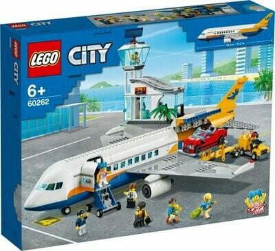 LEGO City 60262 - Passenger Airplane