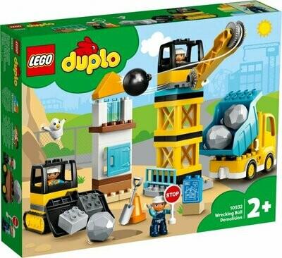 LEGO DUPLO Town 10932 - Wrecking Ball Demolition