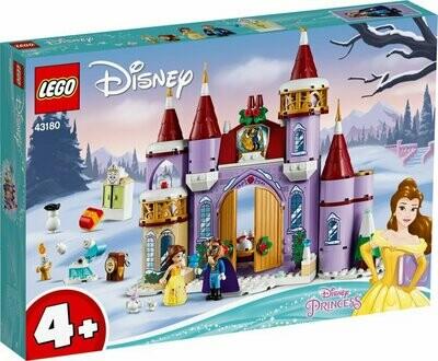 LEGO DUPLO Disney Princess 43180 Belle's Castle Winter Celebration