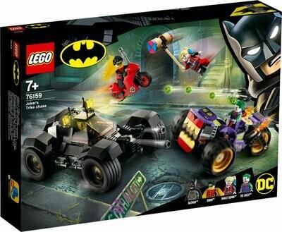 LEGO Super Heroes 76159 Joker's Trike Chase