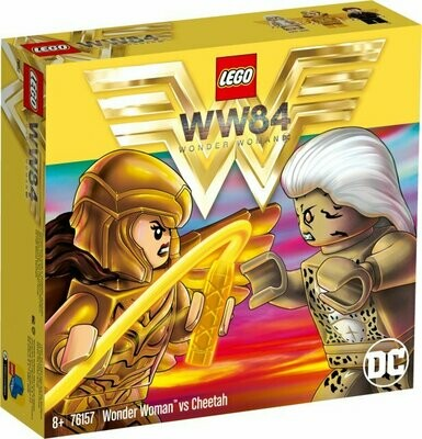 LEGO Super Heroes 76157 - Wonder Woman vs Cheetah