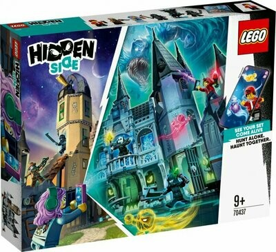 LEGO Hidden Side 70437 Mystery City