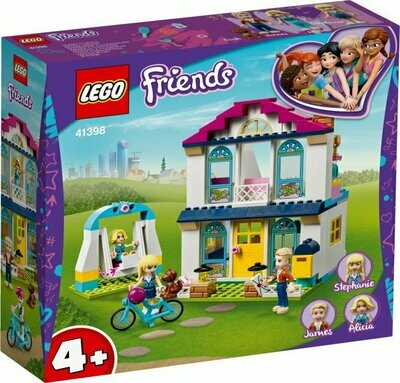 LEGO Friends 41398 - Stephanie's House