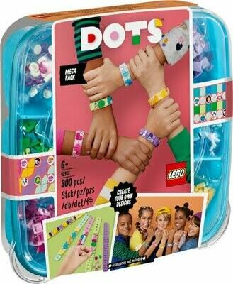 LEGO DOTS 41913 Käevõrude megapakk
