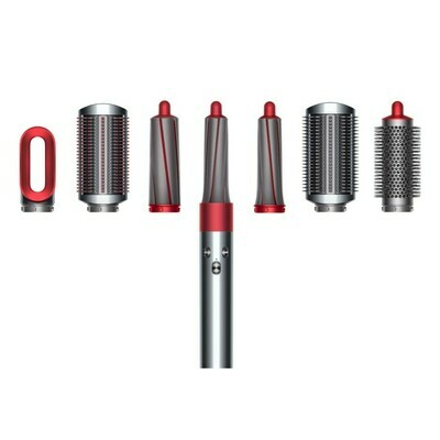 Dyson Airwrap Complete Nickel / Red Edition, föön / koolutaja