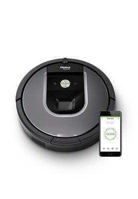 Robot-tolmuimeja iRobot Roomba 971, hõbe