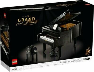 LEGO Ideas 21323- Piano
