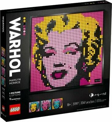 LEGO Art 31197 - Andy Warhols Marilyn Monroe