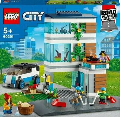 LEGO City 60291Moodne peremaja